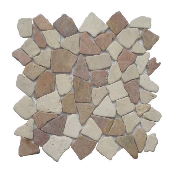 Stabigo Mosaic Y Mix Yucatan Brown Cream-0