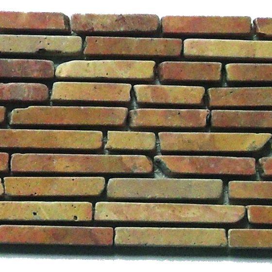 Stabigo Horizontal Mosaic 10 Yucatan Brown-0