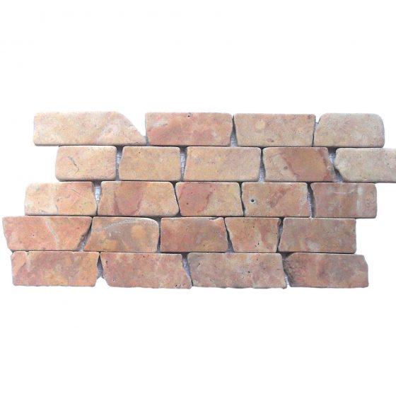 Stabigo Horizontal Mosaic 30 Yucatan Brown-0