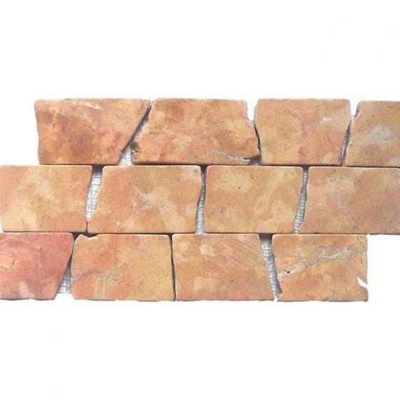 Stabigo Horizontal Mosaic 50 Yucatan Brown-0