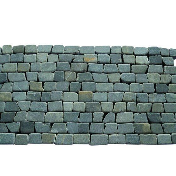 Stabigo Brick Mosaic Gray Tumble-0
