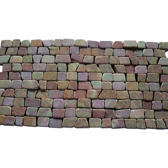 Stabigo Brick Mosaic Red Tumble-0