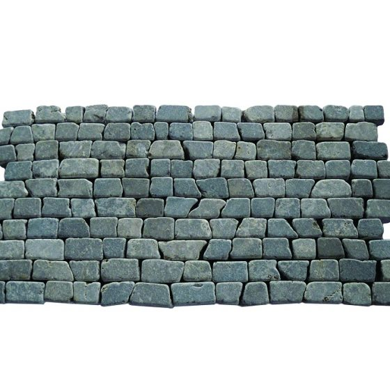 Stabigo Brick Mosaic Light Gray Tumble-0