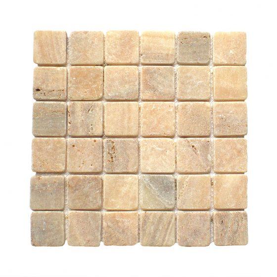 Stabigo Parquet Mosaic Onyx Tumble-0