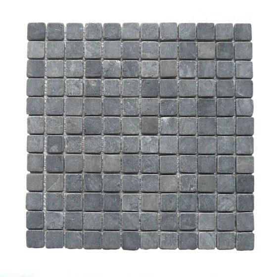 Stabigo Parquet Mosaic Gray Blue Tumble -0