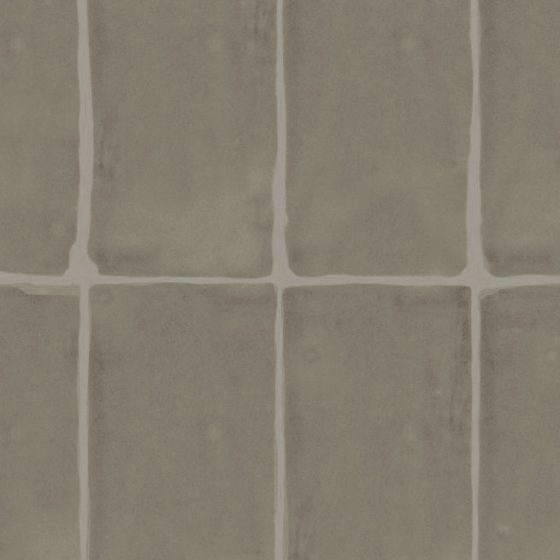 Living Ceramics Mayolica 7.5x15 Taupe-0