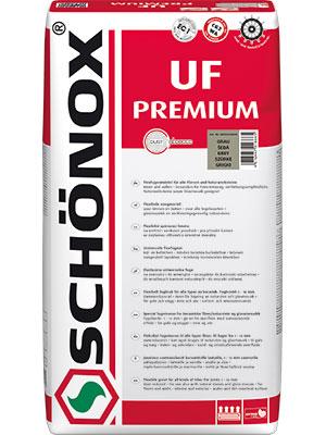 SCHÖNOX UF voegmiddel zilvergrijs-0